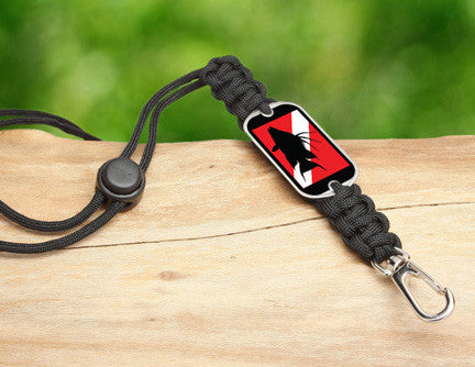 Neck ID Lanyard - Hogfish Tag