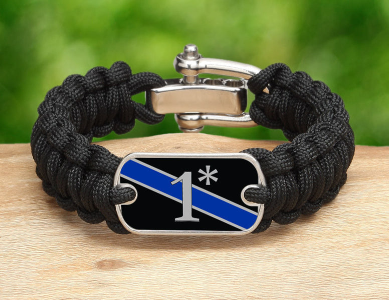 Regular Survival Bracelet™ - Police 1*