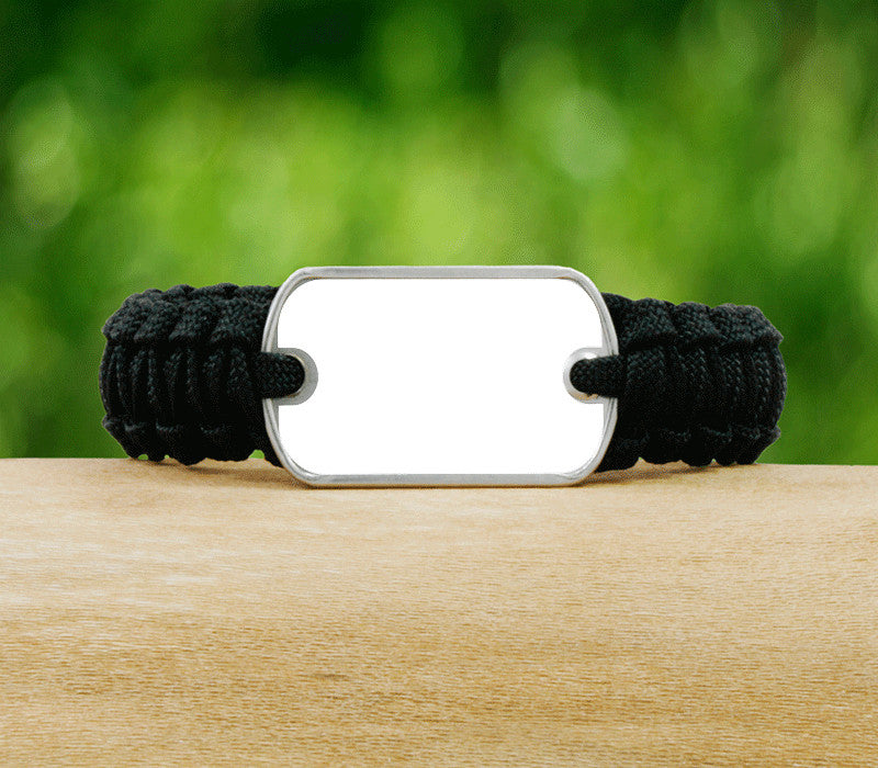 Light Duty Survival Bracelet - Photo-T