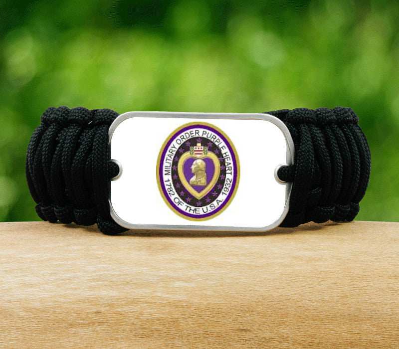 Wide Survival Bracelet - Photo -T