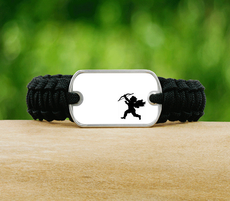 Light Duty Survival Bracelet™ - Picture Ribbons-T