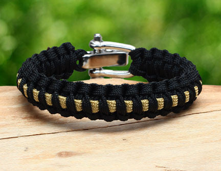 Light Duty Survival Bracelet™ - 911 Dispatcher