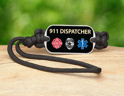 Gear Tag - 911 Dispatcher Tag