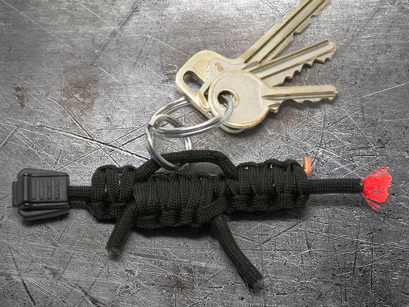 Black Rifle Key Fob