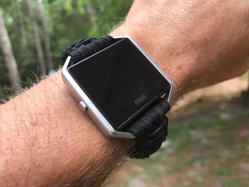 Fitbit Blaze Paracord Watch Strap