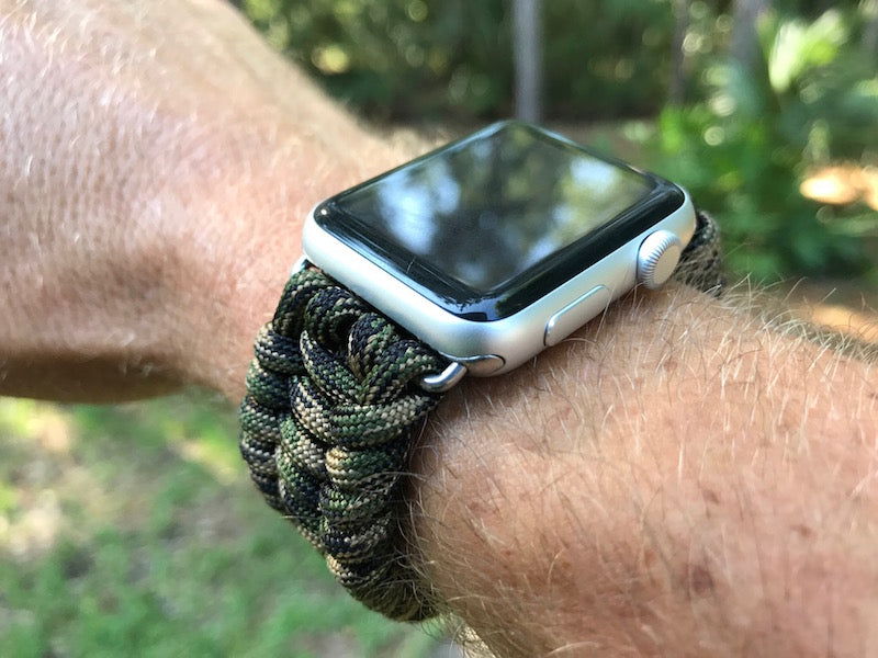 Apple Watch Strap - Wide Fish Tail (Most Popular For Men)