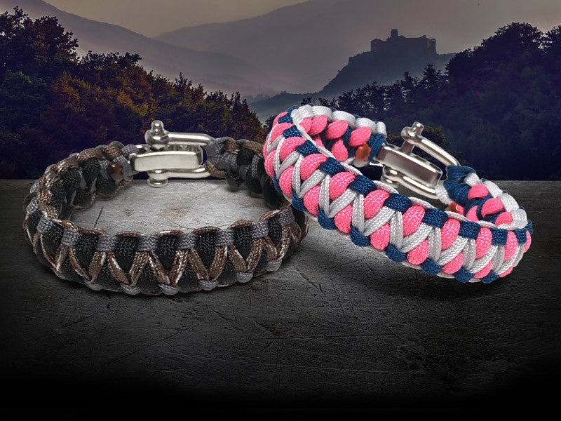 Light Duty Solomon's Dragon Survival Bracelet™