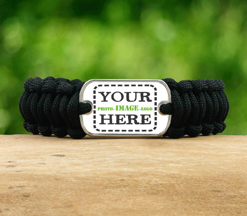 Regular Survival Bracelet™ - Photo