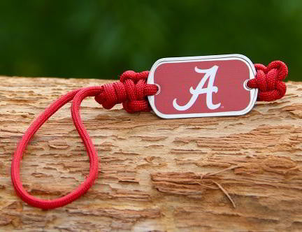 Gear Tag - Officially Licensed - Alabama® Crimson Tide® V2