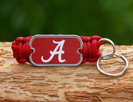 Key Fob - Officially Licensed - Alabama® Crimson Tide® V2