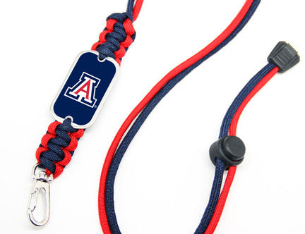 Neck ID Lanyard - Officially Licensed - Arizona Wildcats®
