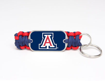 Key Fob - Officially Licensed - Arizona Wildcats®