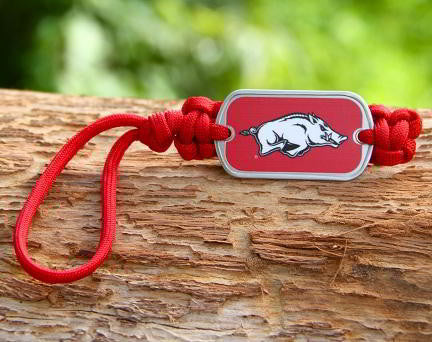 Gear Tag - Officially Licensed - Arkansas Razorbacks® V2