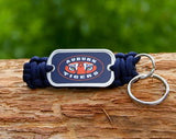 Key Fob - Officially Licensed - Auburn Tigers® V2