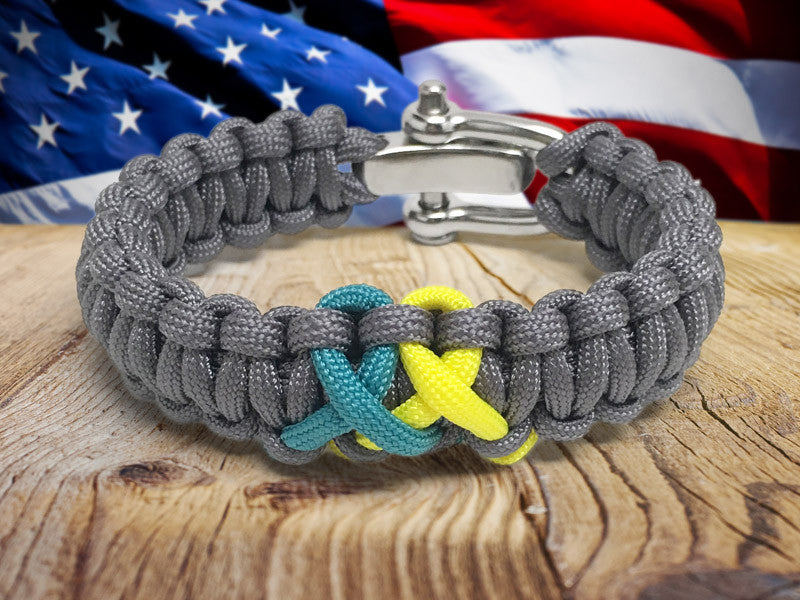 Regular Survival Bracelet™ - Run Across America