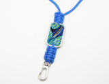 Neck ID Lanyard-Guy Harvey-Blue Runner