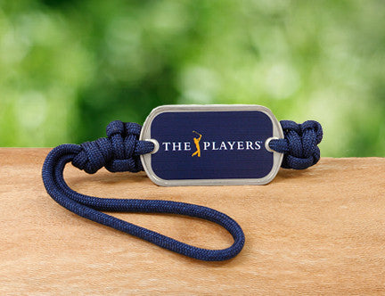 Gear Tag - Officially Licensed - The Players® (Navy Tag)