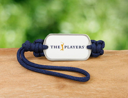 Gear Tag - Officially Licensed - The Players® (White Tag)