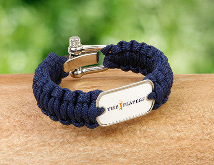 Regular Survival Bracelet™ - Officially Licensed - The Players® - (White Tag)