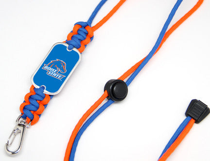 Neck ID Lanyard - Officially Licensed - Boise State™ Broncos™