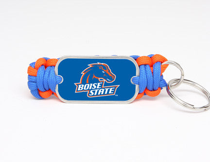 Key Fob - Officially Licensed - Boise State™ Broncos™
