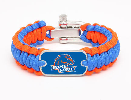 Regular Survival Bracelet™ - Officially Licensed - Boise State™ Broncos™
