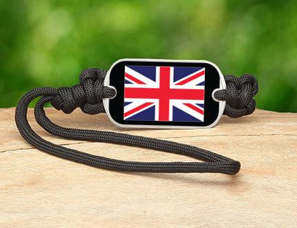 Gear Tag - British Flag
