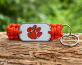 Key Fob - Officially Licensed - Clemson Tigers® V2