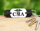 Key Fob - Certified Medical Assistant Tag