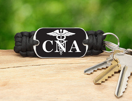 Key Fob - Certified Nursing Assistant Tag