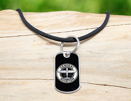 Neck Cord - General Aviation Tag