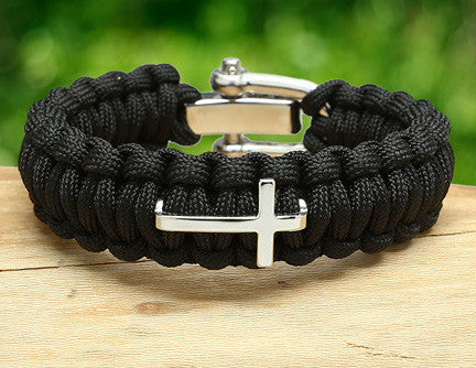 Regular Survival Bracelet™ - Tesori Family Foundation Cross