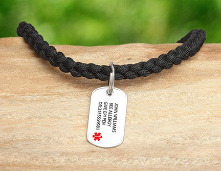 Necklace - Custom Medical Alert