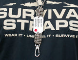 Neck ID Lanyard - Custom Medical Alert