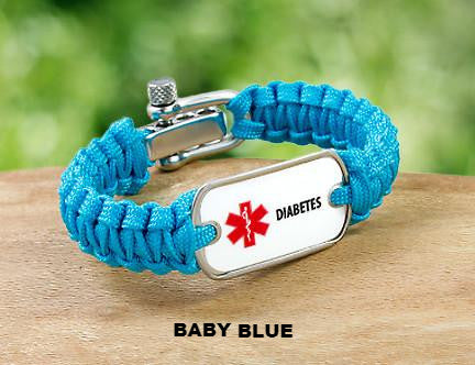 how to make your own medical alert bracelet