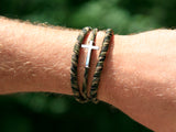 Double Play Survival Bracelet