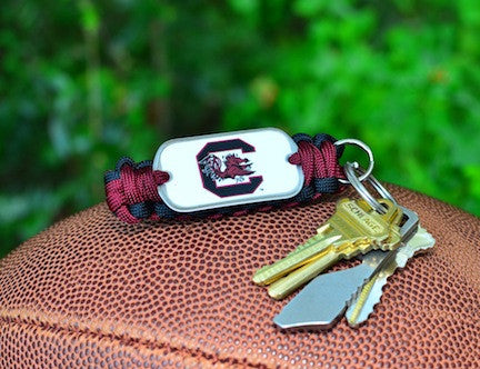 Key Fob - Officially Licensed - South Carolina Gamecocks™