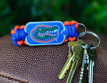 Key Fob - Officially Licensed - Florida Gators®
