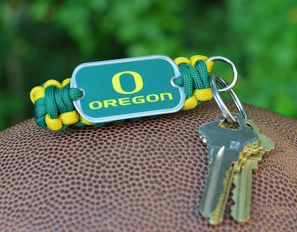 Key Fob - Officially Licensed - Oregon Ducks®