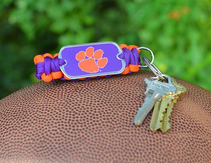 Key Fob - Officially Licensed - Clemson Tigers®