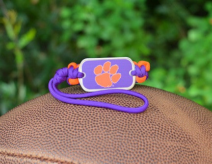 Gear Tag - Officially Licensed - Clemson Tigers®