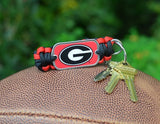 Key Fob - Officially Licensed - Georgia® Bulldogs®