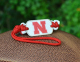 Gear Tag - Officially Licensed - Nebraska® Huskers®