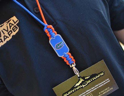 Neck ID Lanyard - Officially Licensed - Florida Gators®