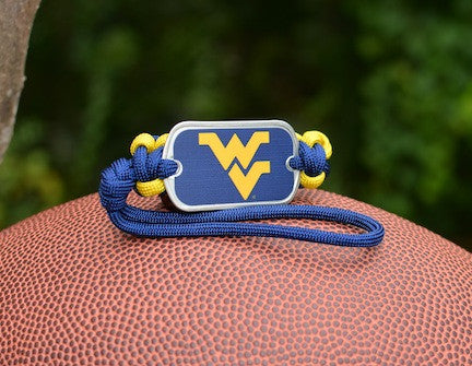 Gear Tag - Officially Licensed - West Virginia®  Mountaineers®