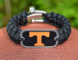 Regular Survival Bracelet - Officially Licensed - Tennessee Volunteers®