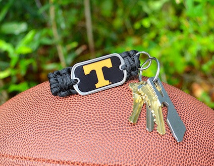 Key Fob - Officially Licensed - Tennessee Volunteers®