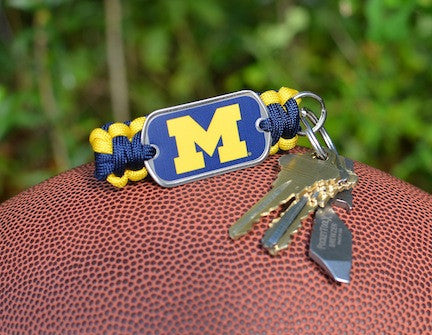 Key Fob - Officially Licensed - Michigan Wolverines™