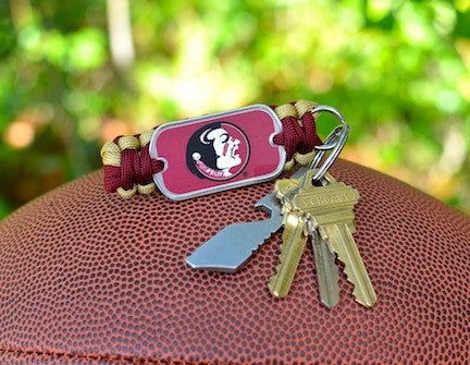 Key Fob - Officially Licensed - FSU® Seminoles®