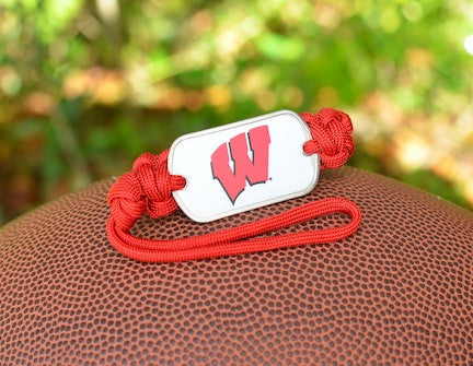 Gear Tag - Officially Licensed - Wisconsin Badgers®